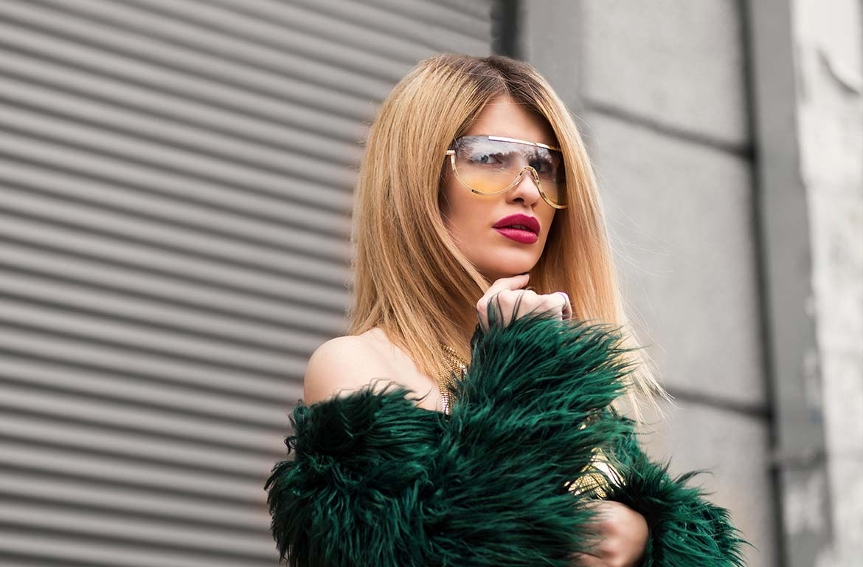 Fashion Model Shoot