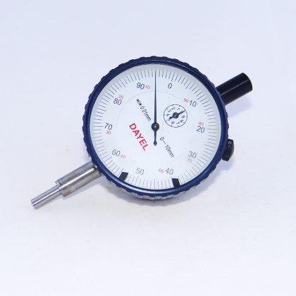 Analog Dial Gauge 0-10 Mm/0,01 Mm